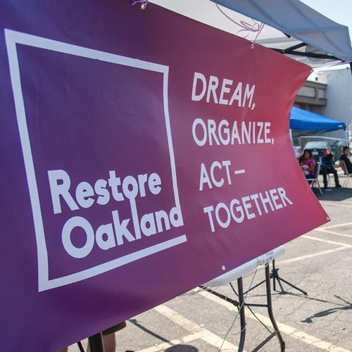 Full Circle 09 - 14 - 18 Restore Oakland