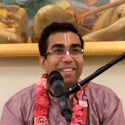Rādhāṣṭamī class on Mon 17th Sep 2018 by Jagannath Ram Dāsa Śrī Caitanya-caritāmṛta Ādi-līlā 4.69