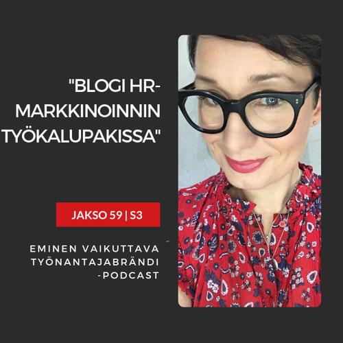Blogi HR-sisältömarkkinoinnin työkalupakissa