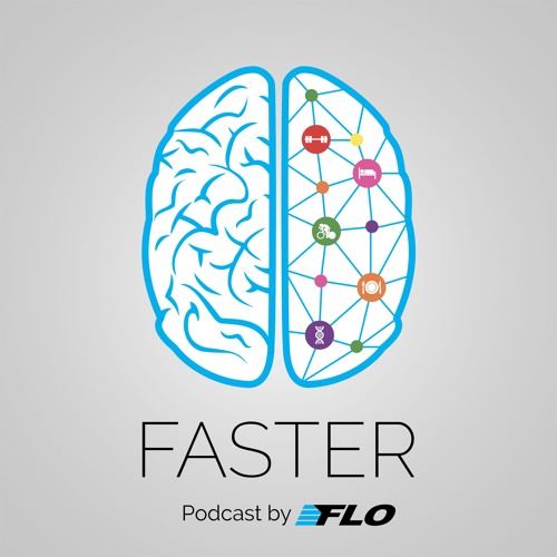 Faster - Podcast by FLO - Episode 12: Cycling-Mathematician Ryan Cooper Will Make You Faster