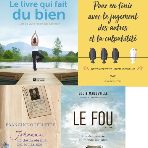Chronique littéraire avec Marie Josée Turgeon - Partie 4