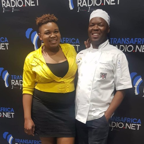 South African Chef Absalom On Utopia With Kea Ncube 14:09:2018