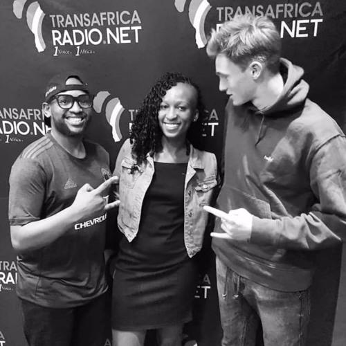 South African Rapper Luc Rushmere On Urban Echo with Randzu & Noah 15:09:2018