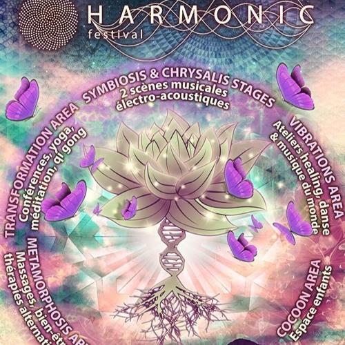 Dj Loopus Harmonic festival 2018, Chrysalide stage