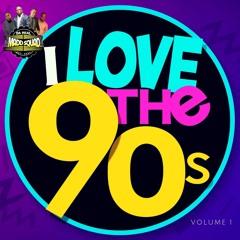 MADD SQUAD SOUND (I LOVE THE 90'S DANCEHALL VOL - 1)