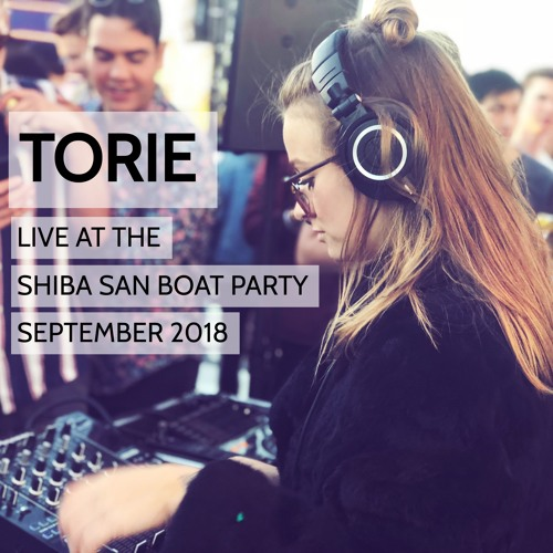 Torie Live at Shiba San Boat Party
