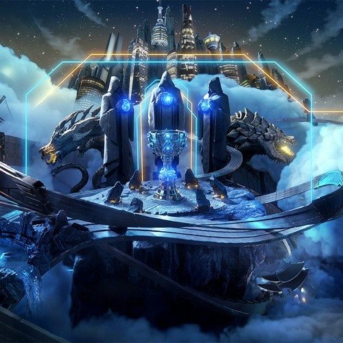 WORLDS 2018 Login Theme