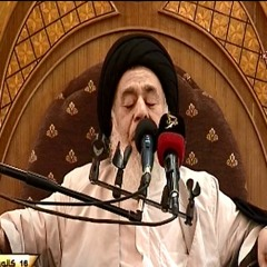 العباس (ع) لسان الصدق المجاب آية الله السيد إمام الجزائري ليلة 7 محرم 1440 هـ الكويت