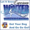 Winter Water Skiing