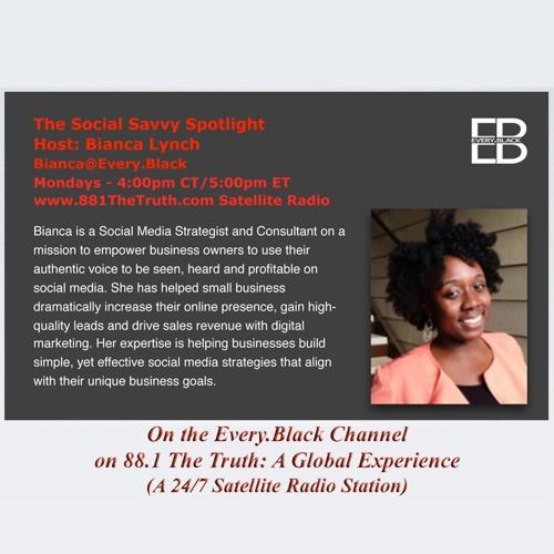 EP 137: The Social Savvy Spotlight