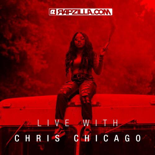 Wande on Rapzilla.com LIVE with Chris Chicago - Ep. 114