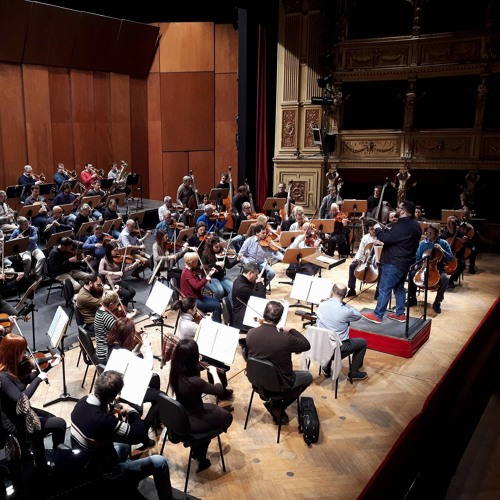 Verdi - I vespri siciliani, sinfonia - 2016