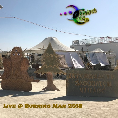 Underground Tactics Episode 020 - Live @ Intergalactic Sasquach Village - Burning Man 2018