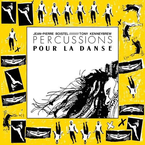 Jean-Pierre Boistel / Tony Kenneybrew – Percussions Pour La Danse