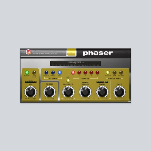 Fix Phaser Audio Examples - Softube