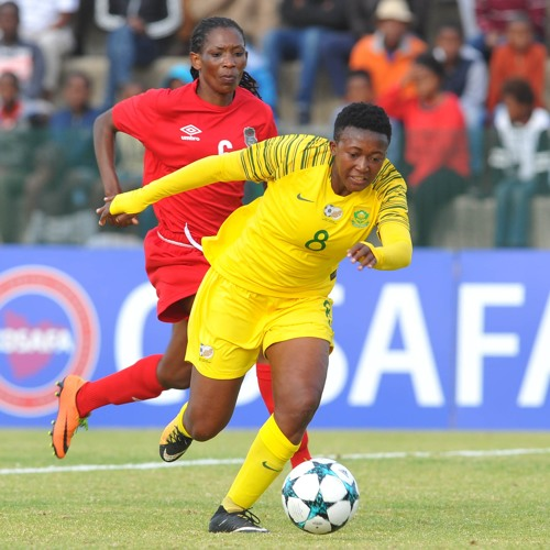 Listen: Banyana Banyana forward Khanya Xesi, who scored a brace against Malawi in the 6-0 win, to take her tally to three in the tournament after three matches. She is now joint top goalscorer alongside her compatriot Linda Motlhalo and Mpeh Bissong of Ca