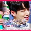 BTS (Shots Song) - Idol x Not Today x War of Hormone (KPOP MASHUP/remix)