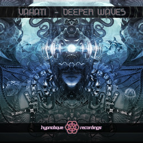 Vahati - Deeper Waves EP_Teaser Mix_  [Coming soon on Hypnotique Recordings]