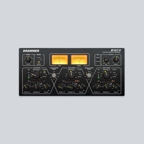 Drawmer 1973 Multi-Band Compressor Plugin