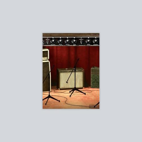 Vintage Amp Room Sound Examples