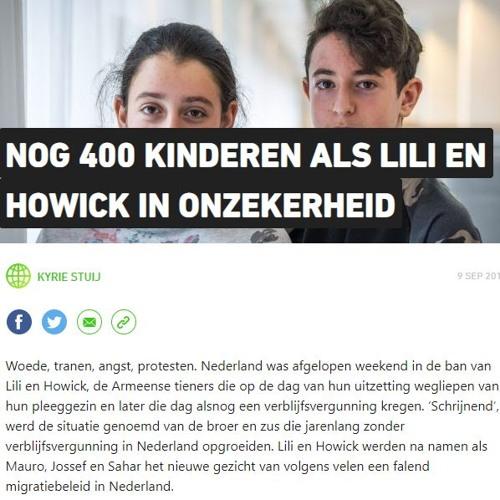 Jaouad & Kiddo Cee: Vluchten Kan Niet Meer Ft. Pien!