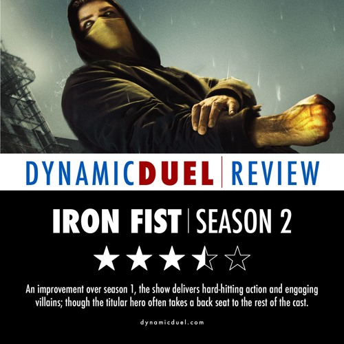 Iron Fist Season 2 Review