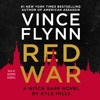 George Guidall on narrating RED WAR by Vince Flynn and Kyle Mills
