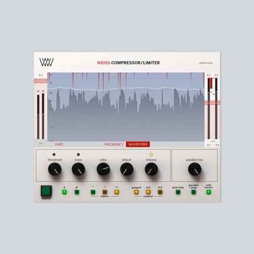 Weiss Compressor/Limiter – Softube