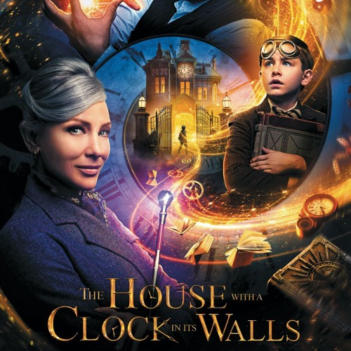 Episode 53 - Ecstasy, CASFFA, AACTA Film Festival and The House With a Clock in its Walls