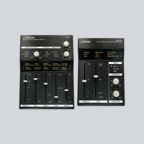 TSAR-1 Reverb Sounds Examples