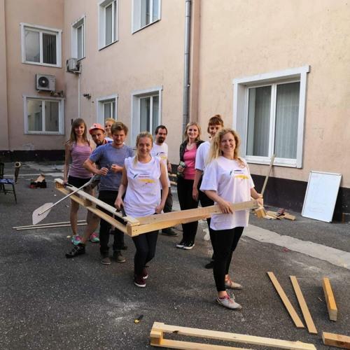 Týždeň dobrovoľníctva v Bystre - Rádio Slovensko