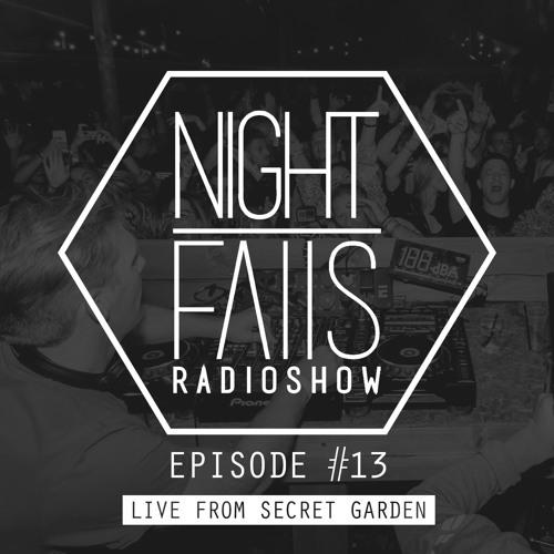 Night Falls #13 /  Live recorded at Secret Garden, 08/09/2018