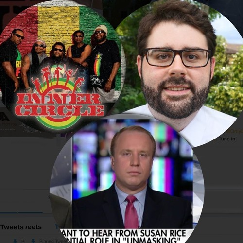 09/ 17 /18 - NatSec Atty Brad Moss, Fl. House Candidate James A. Harden & founder of Inner Circle