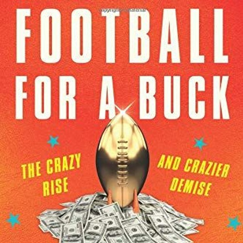 """Author Jeff Pearlman of the new book """"Football for a Buck"""""""