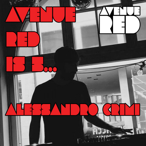 Avenue Red Is 5... Alessandro Crimi