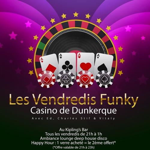 Casino de Dunkerque - Les vendredis Funky (Septembre 2018)