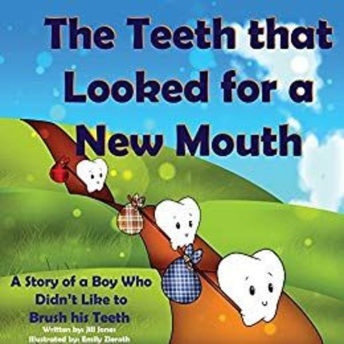Teeth Childrens Book Voice Over
