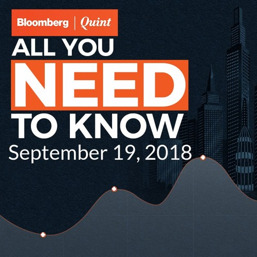 All You Need To Know On September 19, 2018