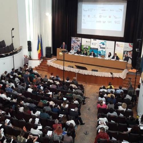Conferința Naționala in domeniul Educației 2018 - Panelul privind Invatamantul Profesional si Tehnic