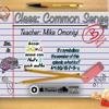 protonixmusix radio show #36 Common Sense Ft. Mike Omoniyi