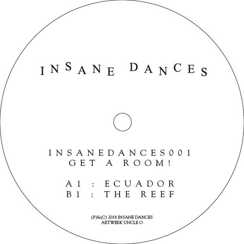 PREVIEW / INSANE DANCES EP 001 / GET A ROOM!