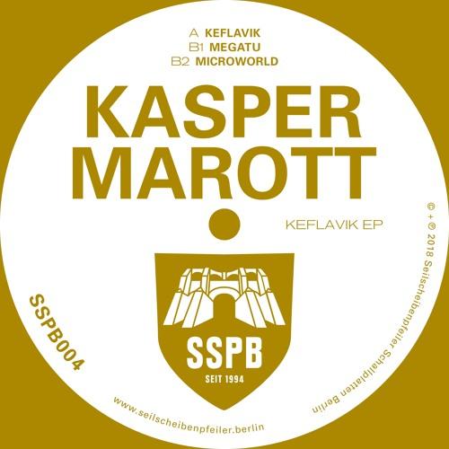 Premiere: Kasper Marott – Keflavik [Seilscheibenpfeiler]