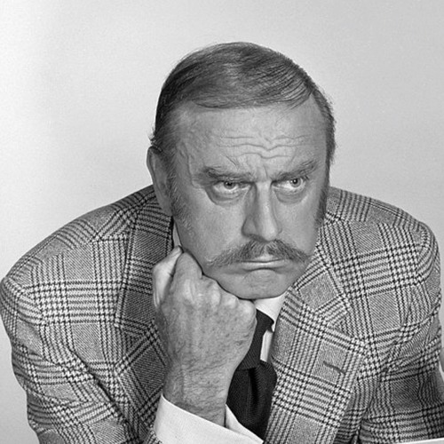 Radio Actor John Dehner Tells a Funny Story About Forgetting He Was Supposed To Be On The Air