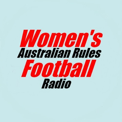 Women's Australian Rules Football Podcast - 2018 Episode 36