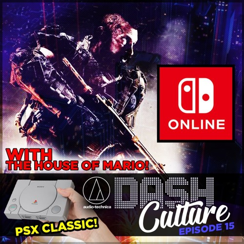 EPISODE 15 - PLAYSTATION CLASSIC, NINTENDO ONLINE, BLACKOUT BETA, SPIDERMAN REVIEW (HOUSE OF MARIO)