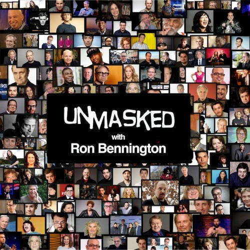 Unmasked - Louie Anderson with host Ron Bennington