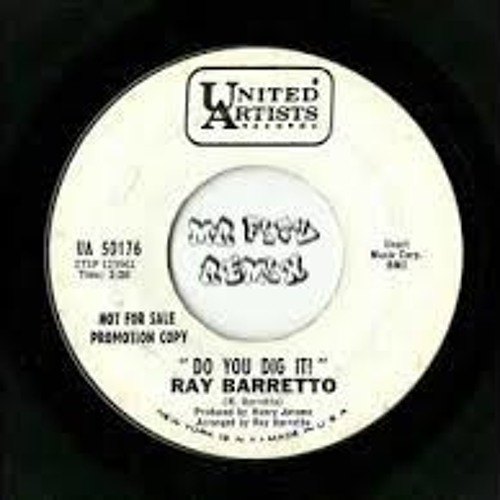 Do You Dig - Ray Barretto (Remix)