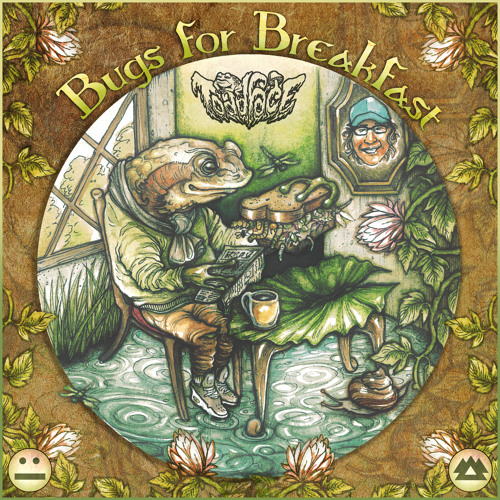 Toadface - Bugs for Breakfast (LP)