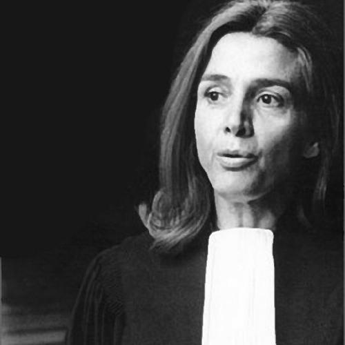 Gisèle Halimi La Cause Des Femmes