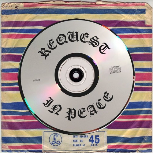 Request In Peace #3 vs 45 Tours Mon Amour